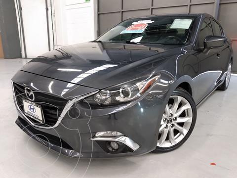 Mazda 3 Sedan s Aut usado (2014) color Gris precio $181,000