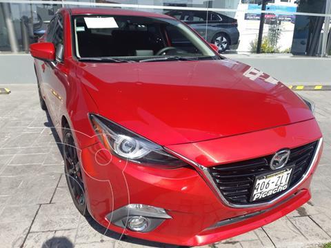 Mazda 3 Sedan i Touring Aut usado (2014) color Rojo Fugaz precio $198,000