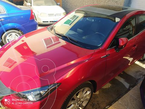 Mazda 3 Sedan i Grand Touring Aut usado (2016) color Rojo precio $192,000