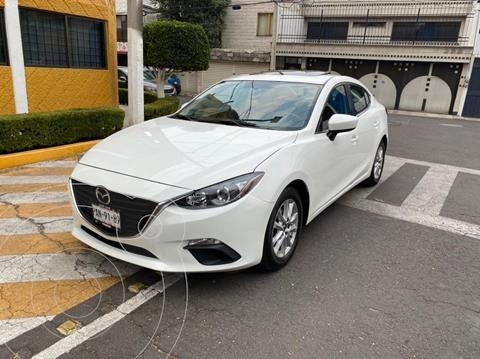 Mazda 3 Sedan i Touring usado (2016) color Blanco precio $189,900