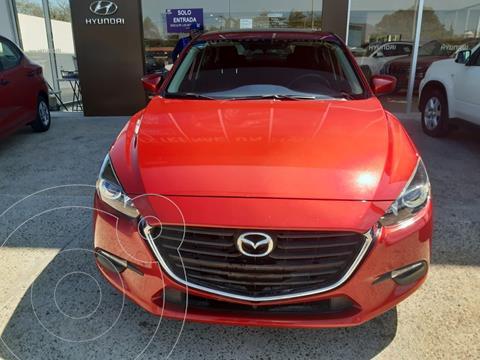 Mazda 3 Sedan i Touring Aut usado (2017) color Rojo precio $258,700