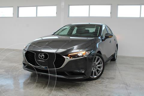 Mazda 3 Sedan SEDAN I 4P L4 2.5L SKYACTIV-G TA usado (2021) color Gris precio $410,000