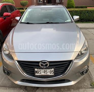 Mazda 3 Sedan s Aut usado (2014) color Gris precio $180,000