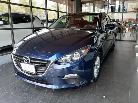 Mazda 3 Sedan i Touring Aut usado (2015) color Azul precio $188,000