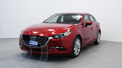 Mazda 3 Sedan i 2.0L Touring Aut usado (2017) color Rojo precio $250,000