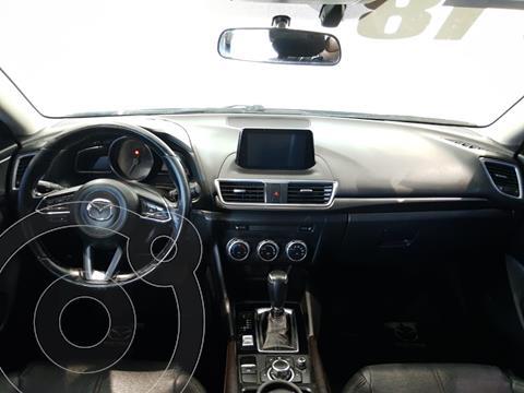 Mazda 3 Sedan i 2.0L Touring Aut usado (2018) color Plata Dorado precio $300,000