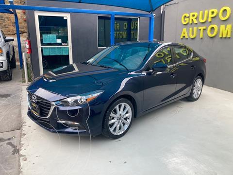 Mazda 3 Sedan i 2.0L Touring Aut usado (2018) color Azul precio $269,000