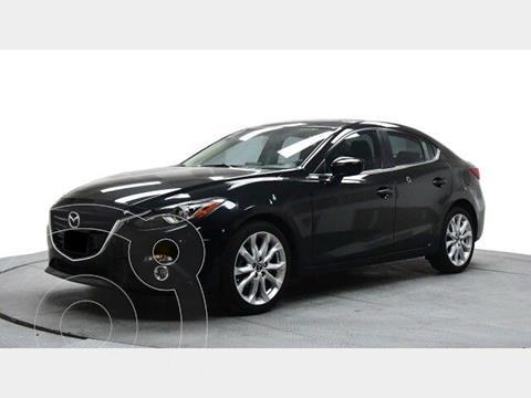 Mazda 3 Sedan s Grand Touring Aut usado (2015) color Negro precio $241,900