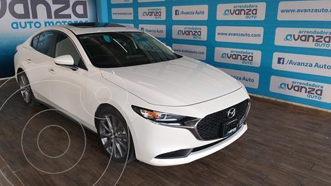 Mazda 3 Sedan i Sport usado (2020) color Blanco precio $360,000