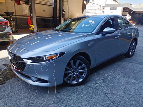 Mazda 3 Sedan i Sport usado (2021) color Plata Sonic precio $394,000