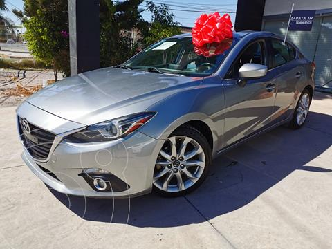 Mazda 3 Sedan s Grand Touring Aut usado (2014) color Plata precio $200,000