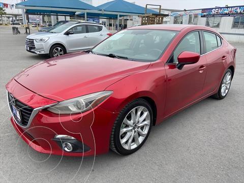 Mazda 3 Sedan s Grand Touring Aut usado (2016) color Rojo precio $199,000