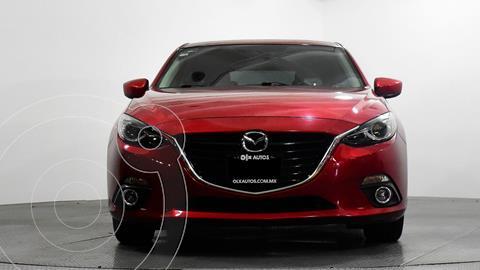 Mazda 3 Sedan s Grand Touring Aut usado (2015) color Rojo precio $215,600