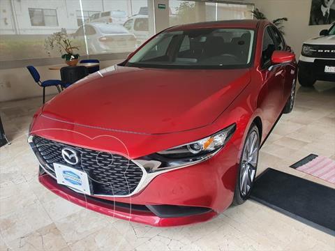 Mazda 3 Sedan I Sport Aut usado (2019) color Rojo precio $349,500