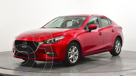 Mazda 3 Sedan i Touring usado (2018) color Rojo precio $278,000
