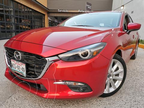 Mazda 3 Sedan s Grand Touring Aut usado (2018) color Rojo precio $290,000