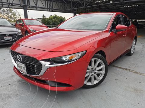 Mazda 3 Sedan i Sport usado (2020) color Rojo precio $365,000