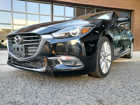 Mazda 3 Sedan s Grand Touring Aut usado (2018) color Negro precio $280,000