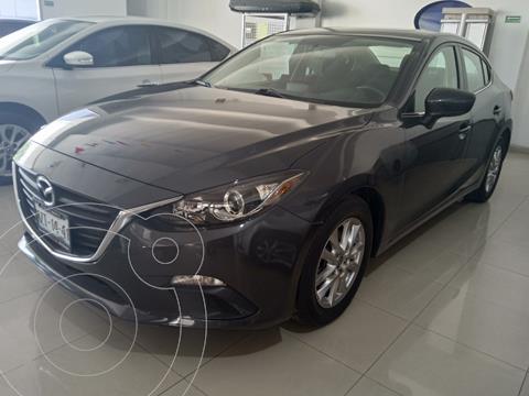 Mazda 3 Sedan i Touring Aut usado (2016) color Gris precio $229,900