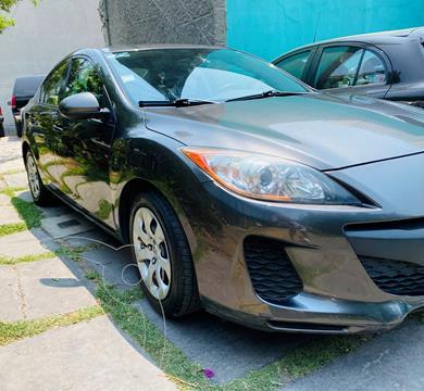 Mazda 3 Sedan i usado (2012) color Grafito precio $110,000