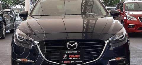 Mazda 3 Sedan s Grand Touring Aut usado (2017) color Azul Marino precio $292,900