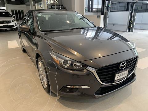 Mazda 3 Sedan i 2.0L Touring Aut usado (2018) color Gris Oscuro precio $281,000