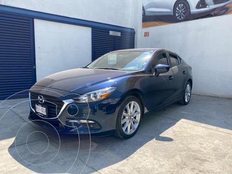 Mazda 3 Sedan s Grand Touring Aut usado (2018) color Azul Oscuro precio $269,000