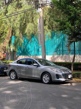 Mazda 3 Sedan i Touring Aut usado (2012) color Gris Plata  precio $154,000