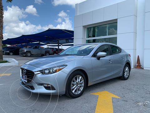 Mazda 3 Sedan i 2.0L Touring Aut usado (2018) color Plata Dorado precio $280,000