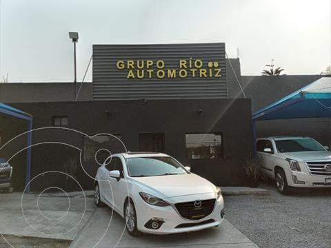 Mazda 3 Sedan s Grand Touring Aut usado (2015) color Blanco precio $215,000