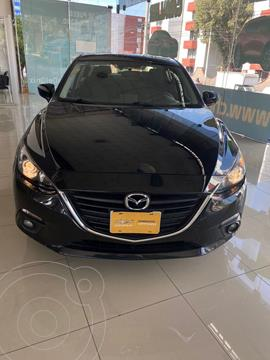 Mazda 3 Sedan i 2.0L Touring Aut usado (2015) color Negro precio $230,000