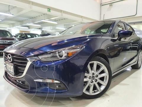 Mazda 3 Sedan s Grand Touring Aut usado (2018) color Azul Marino precio $319,100