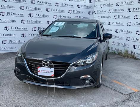 Mazda 3 Sedan i 2.0L Touring Aut usado (2016) color Gris precio $255,000