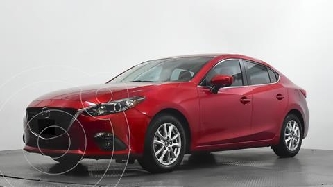 Mazda 3 Sedan i 2.0L Touring Aut usado (2014) color Rojo precio $170,000