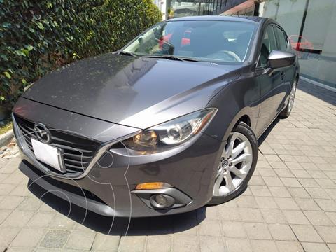 Mazda 3 Sedan i 2.0L Touring Aut usado (2015) color Gris precio $189,000
