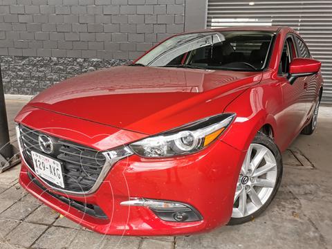 Mazda 3 Sedan I Sport Aut usado (2018) color Rojo precio $305,000