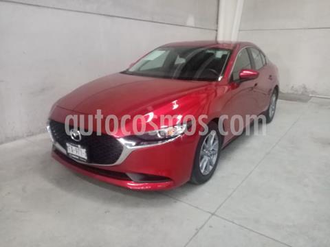 Mazda 3 Sedan I Sport Aut usado (2020) color Rojo precio $330,000