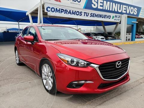 Mazda 3 Sedan s Aut usado (2018) color Rojo precio $265,000