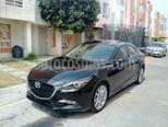 Mazda 3 Sedan s Grand Touring Aut usado (2018) color Negro precio $262,000