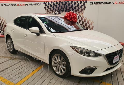 Mazda 3 Sedan i Aut usado (2016) color Blanco Perla financiado en mensualidades(enganche $127,500 mensualidades desde $3,678)