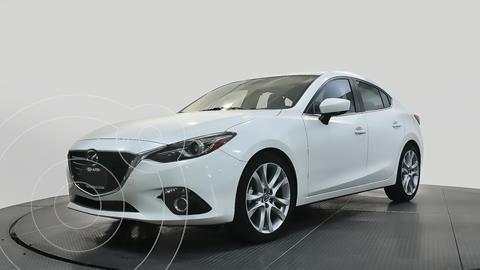 Mazda 3 Sedan s Grand Touring Aut usado (2015) color Blanco precio $228,000