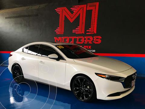 Mazda 3 Sedan s Grand Touring Aut usado (2019) color Blanco precio $369,000