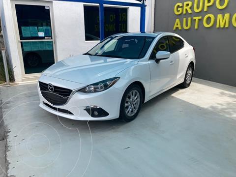 Mazda 3 Sedan i 2.0L Touring Aut usado (2015) color Blanco precio $205,000