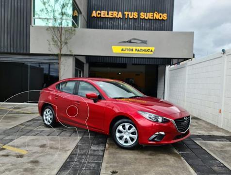 Mazda 3 Sedan i 2.0L Touring Aut usado (2016) color Rojo precio $199,000