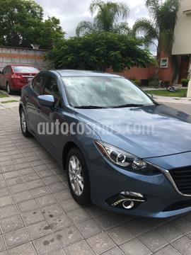 Mazda 3 Sedan i Aut usado (2015) color Azul Acero precio $160,000