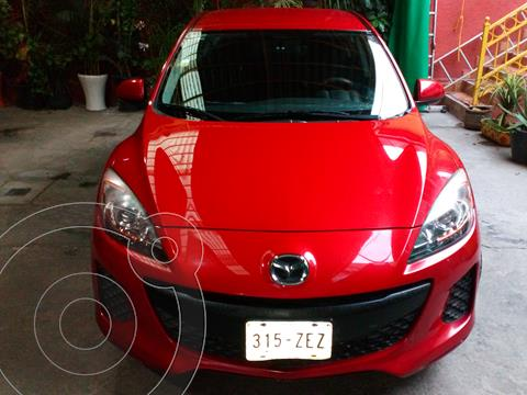 Mazda 3 Sedan i Touring usado (2013) color Rojo precio $125,000