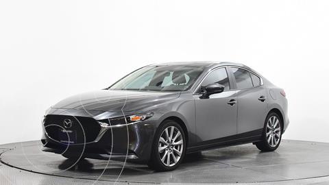 Mazda 3 Sedan i Sport usado (2021) color Gris precio $400,600