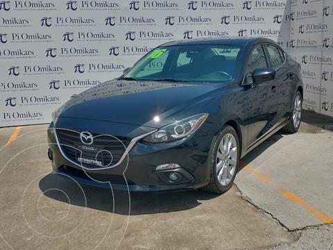Mazda 3 Sedan i 2.0L Touring Aut usado (2016) color Negro precio $235,000