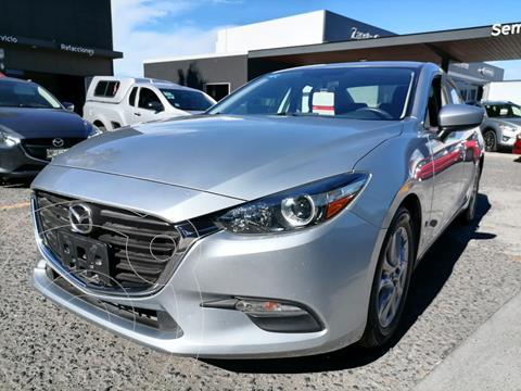 Mazda 3 Sedan i Touring Aut usado (2018) color Plata Sonic precio $275,000