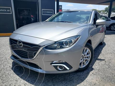 Mazda 3 Sedan i Touring Aut usado (2015) color Plata precio $214,000